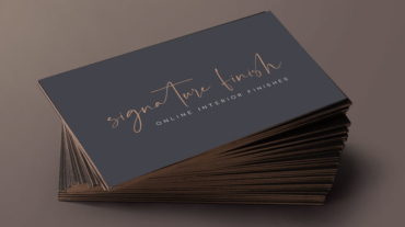luxury-business-card-Signature-Finish